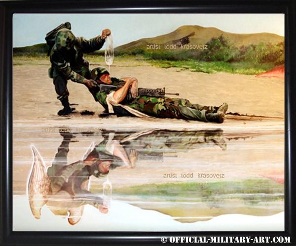 Military Art Spiritual Art by Art Paintings Online