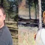 scott and maureen oil portrait by todd krasovetz