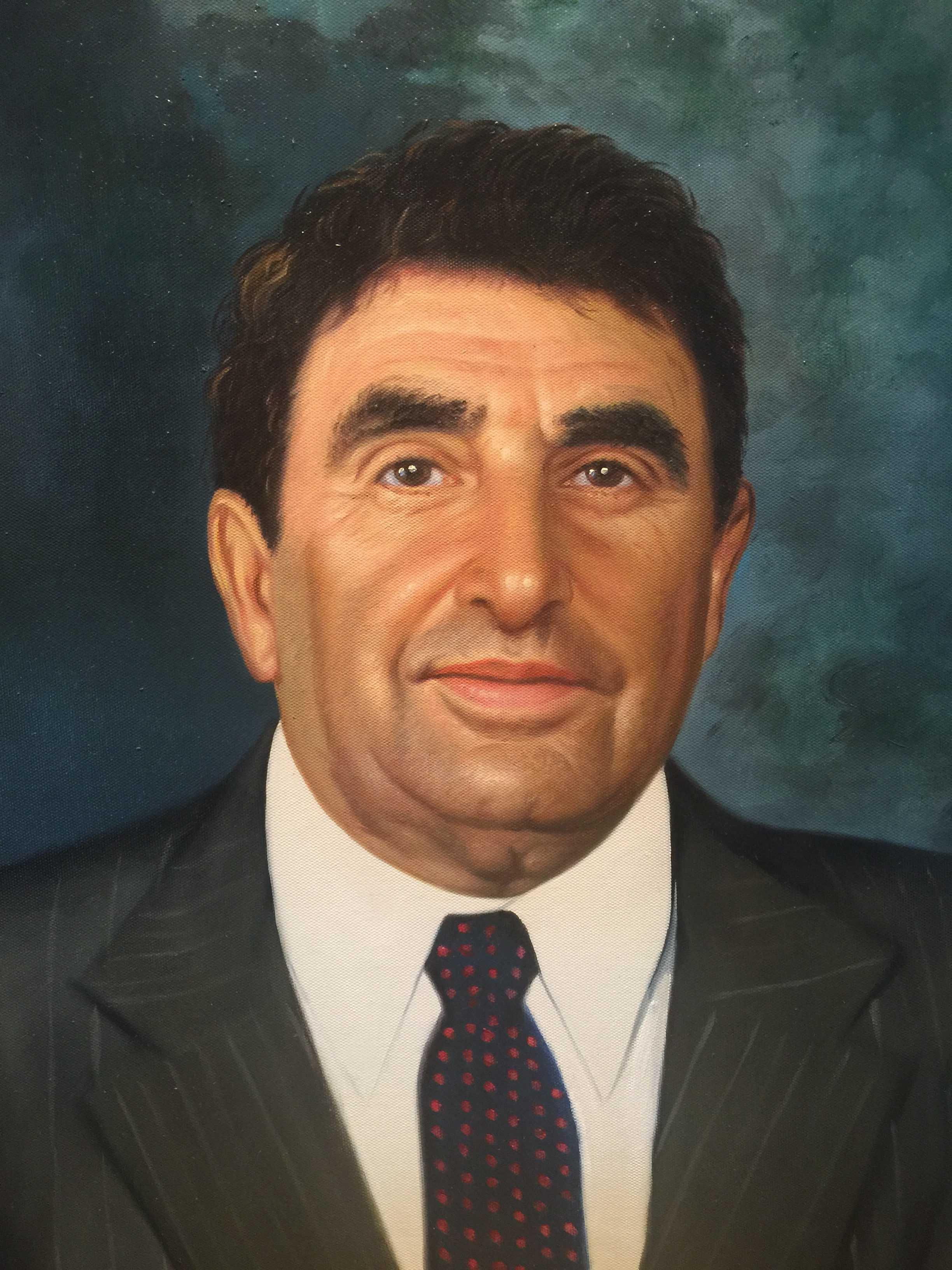 San Diego Oil Portrait Artist