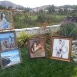 Art Gallery at the Crosby in Rancho Santa Fe CA 92067