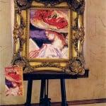 Impressionist Painting Original Degas by Artist Todd Krasovetz San Diego Fine Art