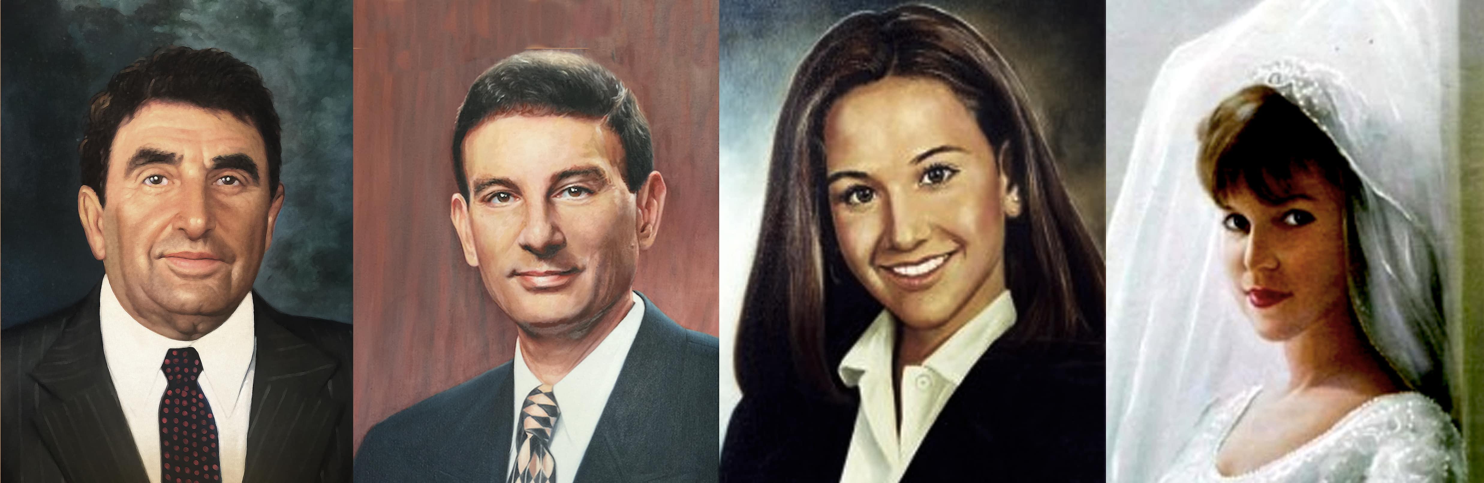 Oil Portrait Artist San Diego