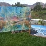 Rancho Santa Fe Artist Todd Krasovetz, Exquisite Oil Portraits, Commemorative and High-End Contemporary Fine Art.
